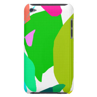 Green Creature Mystery Flagellate Water iPod Touch Cases