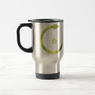 Green Cycle Coffee Mug