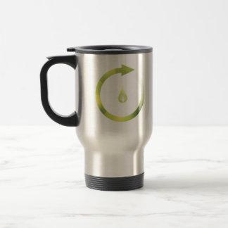 Green Cycle Mugs