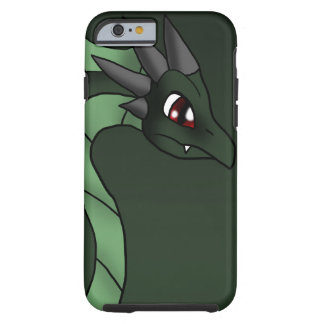 Green Dragon 6-7-13 Fantasy Cartoon Art Tough iPhone 6 Case