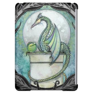 Green Dragon Fairy Fantasy Art
