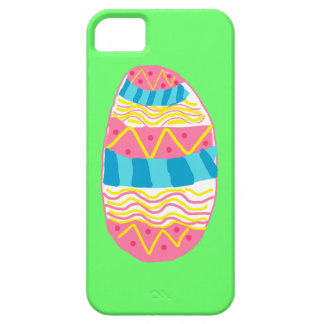 Green Easter egg iphone case