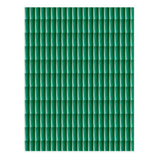 Green Embossed Stripes TEMPLATE add TEXT IMG Gifts Postcard