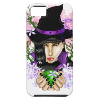 Green-Eyed Healing Witch iPhone 5 Cover