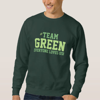GREEN FAMILY PRIDE SWEATSHIRT