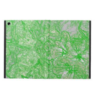 Green Foliage iPad Air Cover