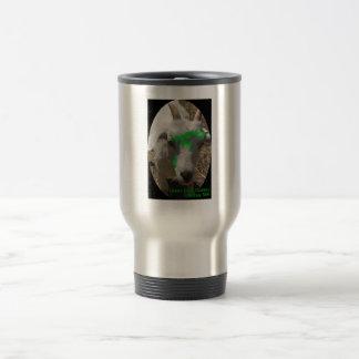 Green Goat Gallery Mug