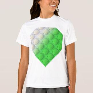 GREEN HEX T T-Shirt
