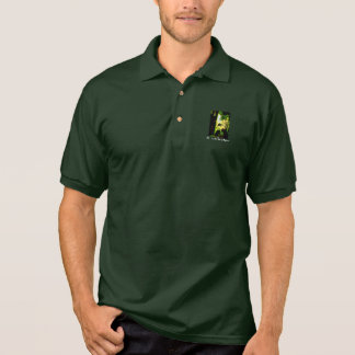 Green image Men's Polo Shirt Part 1