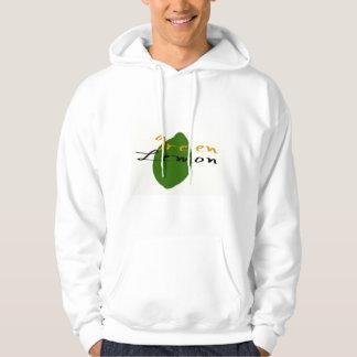 green lemon hoodie