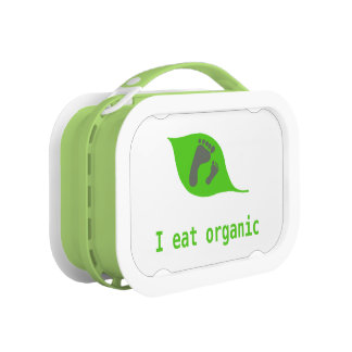 Green lunch box for every green child
