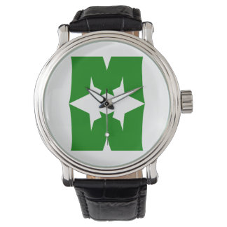 Green M Mother Watch