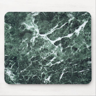 Green Marble Mousepad