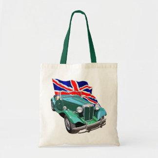 Green MG-TD Budget Tote Bag
