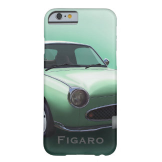 Green Nissan Figaro Customisable iPhone 6 Case Barely There iPhone 6 Case