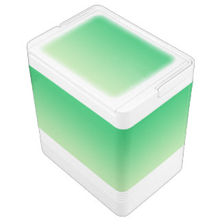 Green Ombre Chilly Bin