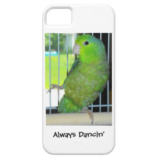 Green Parrotlet iphone case