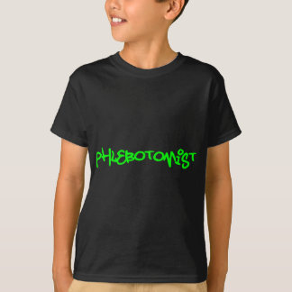 GREEN PHLEBOTOMIST TAG T-Shirt
