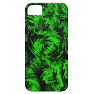 Green Plasma Case For The iPhone 5