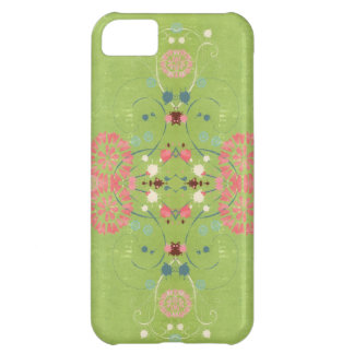 Green Reflection iPhone 5C Case