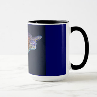 Green Sea in the Coral Sea Mug