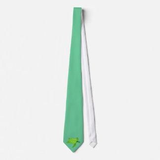 Green sea turtle-7 tie