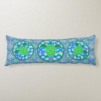 Green Sea Turtle Body Cushion