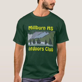Green Short Sleeve T-Shirt