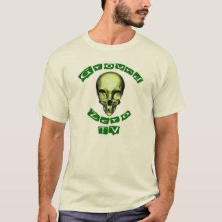 GREEN SKULL Ground Zero TV Tshirt
