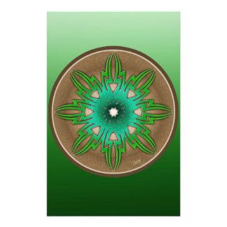 Green Sun Stationery