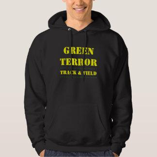 Green Terror Track & Field Hoodie