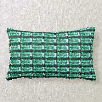 Green Tourmaline Shimmer Pillow