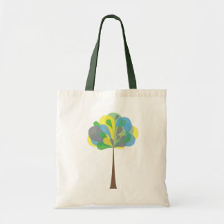 Green Tree Bag