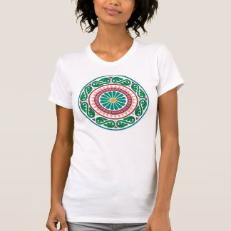 Green Vignette T-Shirt