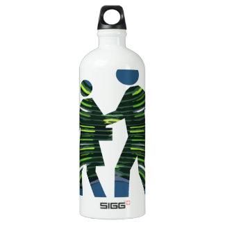 GREEN Walk Earth Environment Wild Habitat NVN239 SIGG Traveller 1.0L Water Bottle