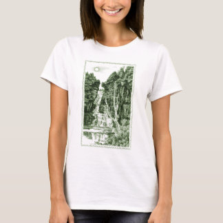 Green Waterfalls T-Shirt