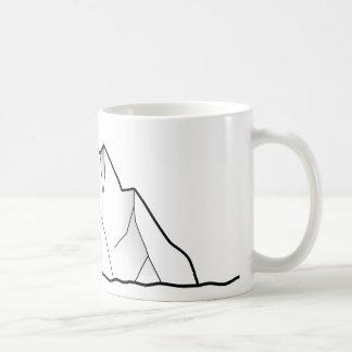Greenland Iceberg Coffee Mug