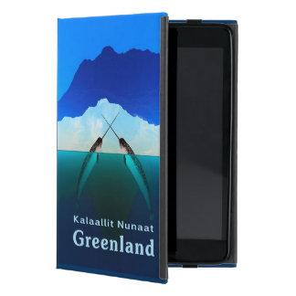 Greenland - Narwhal iPad Mini Cover