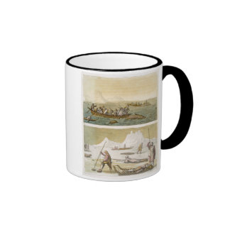 Greenland: Whale fishing and Seal hunting, from 'L Coffee Mugs