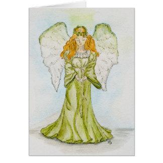 Greeting card - Angel