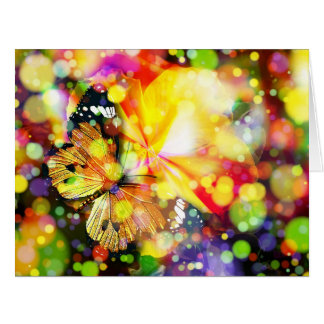 Greeting Card, Standard white envelopes included Big Greeting Card