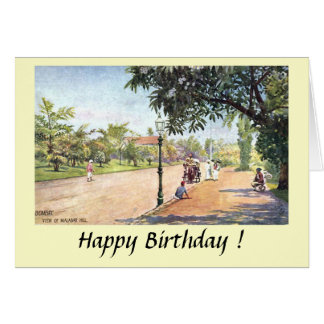 Greetings Card - Malabar Hill, Mumbai