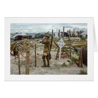 Greetings Card: The Great Dorset Steam Fair, 2015 Card