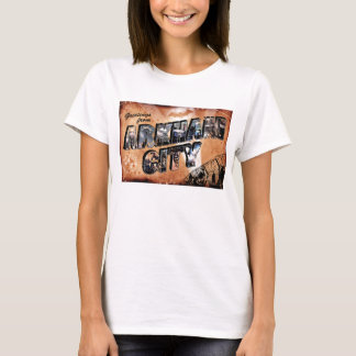 Greetings from Arkham City T-Shirt