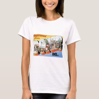 Greetings from Dover, Delaware! T-Shirt