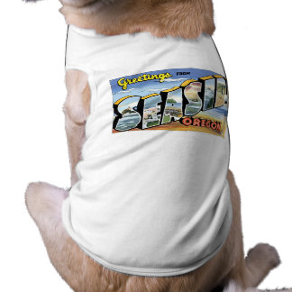 Greetings from Seaside, Oregon! Shirt