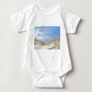 Greetings From Sunny OBX Sea Oats Items T-shirt