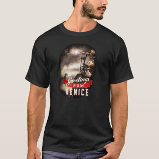 Greetings From Venice T-Shirt