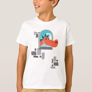 Gregory the Dragon from Fairy Tale Kingom Tees