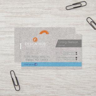 Flashy business cards zazzle nz grey business card reheart Choice Image